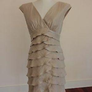 [DRESSBARN] Champagne dress